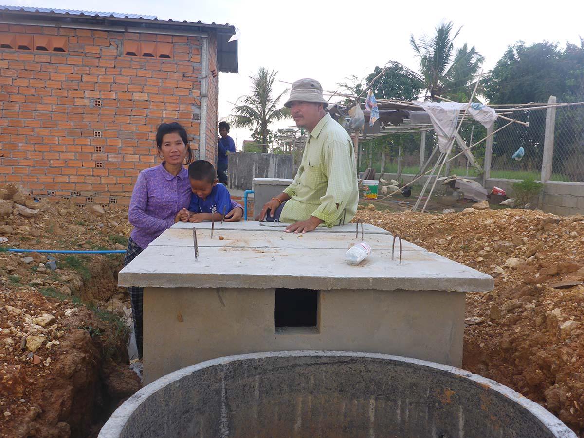 Familie Pov Sophanovong