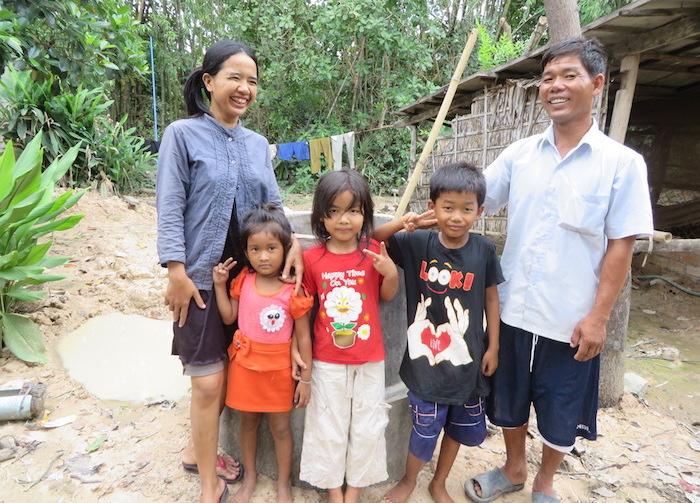 Unternehmen, die Polarsterns Ökostrom beziehen, unterstützen automatisch kambodschanische Familien