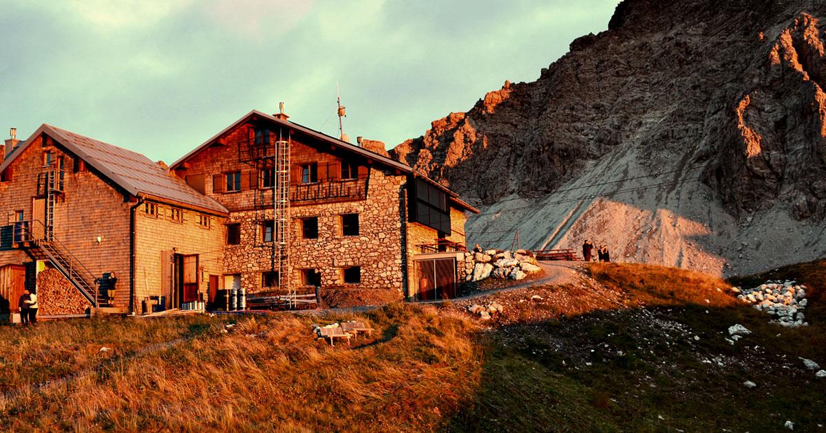 Energiewende-Projekt auf der Fidererpasshütte