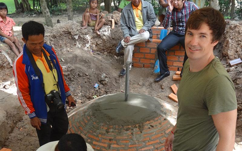 Biogasanlagen für Kambodscha