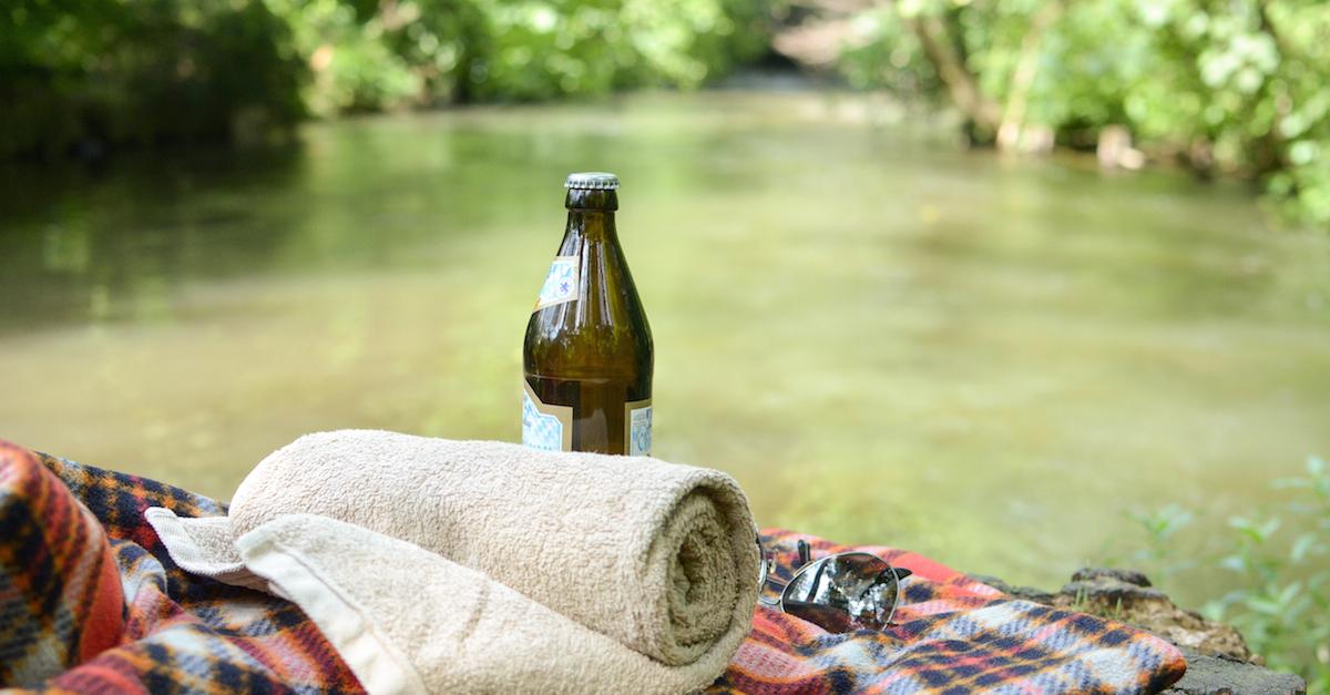 Nachhaltig Getränke kühlen