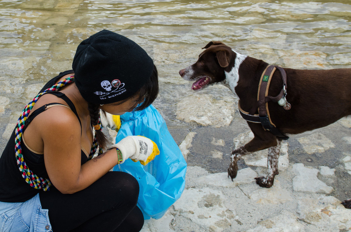 Alle helfen mit: Ramadama 2016 - Isar CleanUp