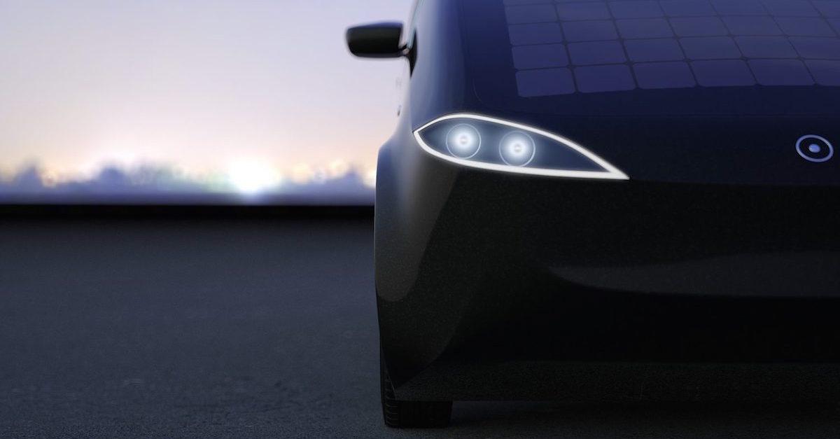Auch das Elektroauto Sion Sono Motors kann mit Ökostrom betrieben werden