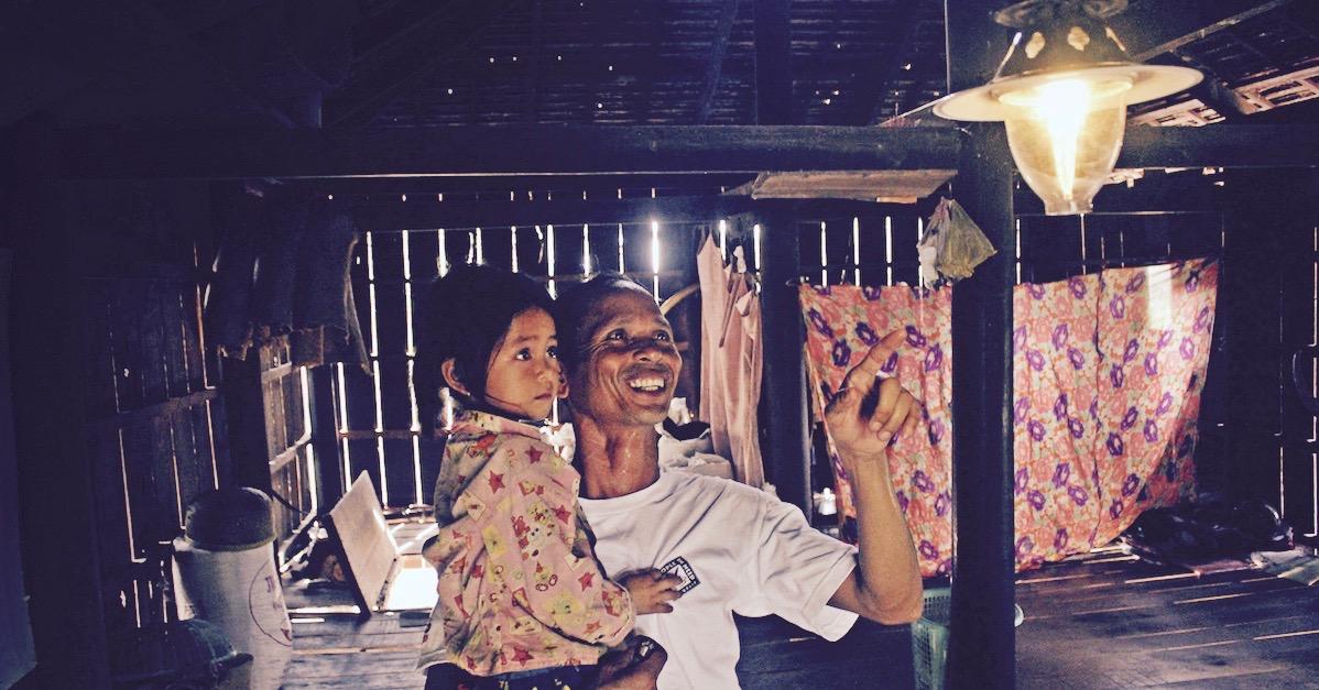 Licht für Kambodscha dank Biogasanlagen