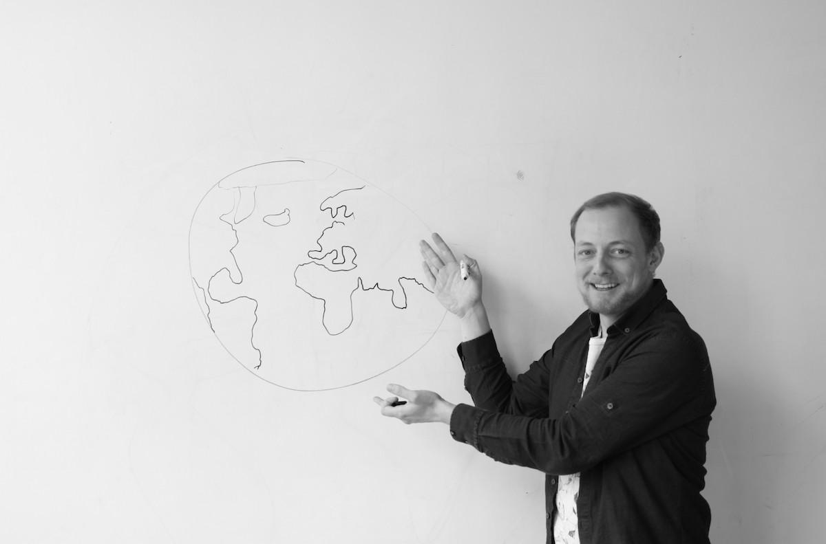 Social Entrepreneurship: Polarstern Mitarbeiter Manuel im Interview