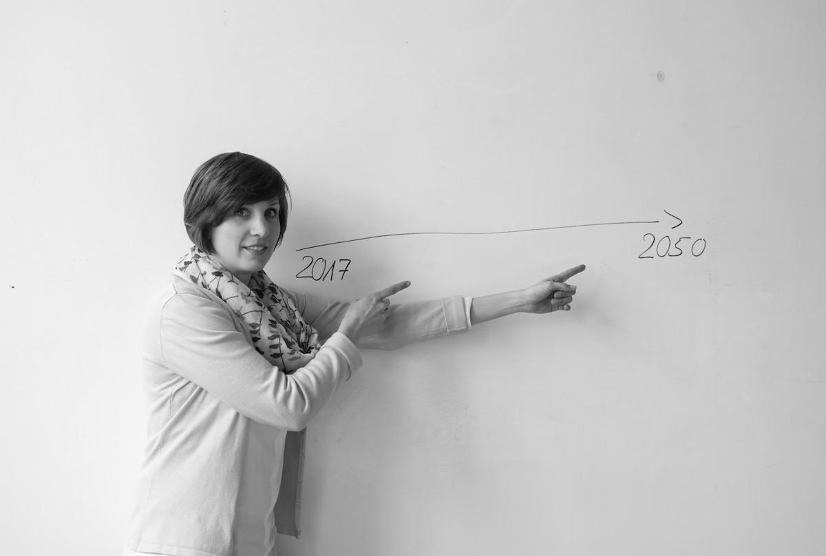 Polarstern Mitarbeiterin Verena im Interview: Energiewende vorantreiben