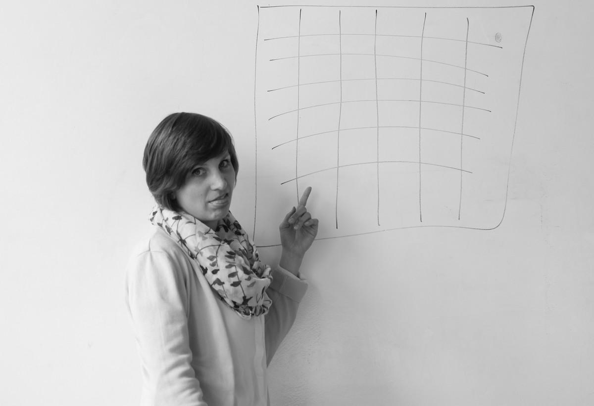 Nachhaltiger Energieversorger Polarstern: Mitarbeiterin Verena