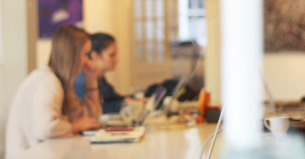 Mitarbeiter im Social Entrepreneurship Polarstern.