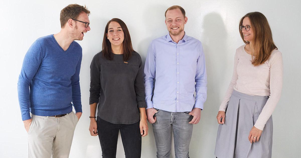 Das Team vom Polarstern Kundenservice