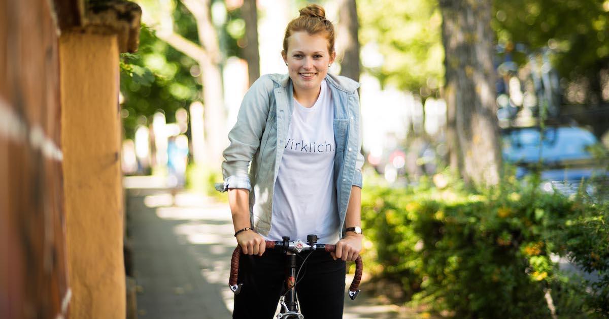 Neue Fahrräder aus Fahrradschrott