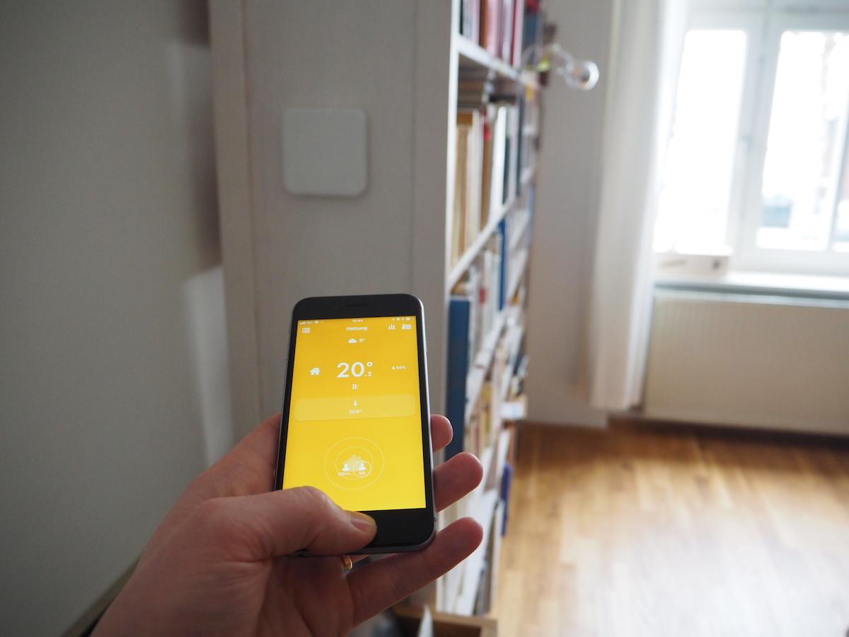 lohnt sich ein smartes thermostat auch f r familien ein papa probiert 39 s aus polarstern. Black Bedroom Furniture Sets. Home Design Ideas