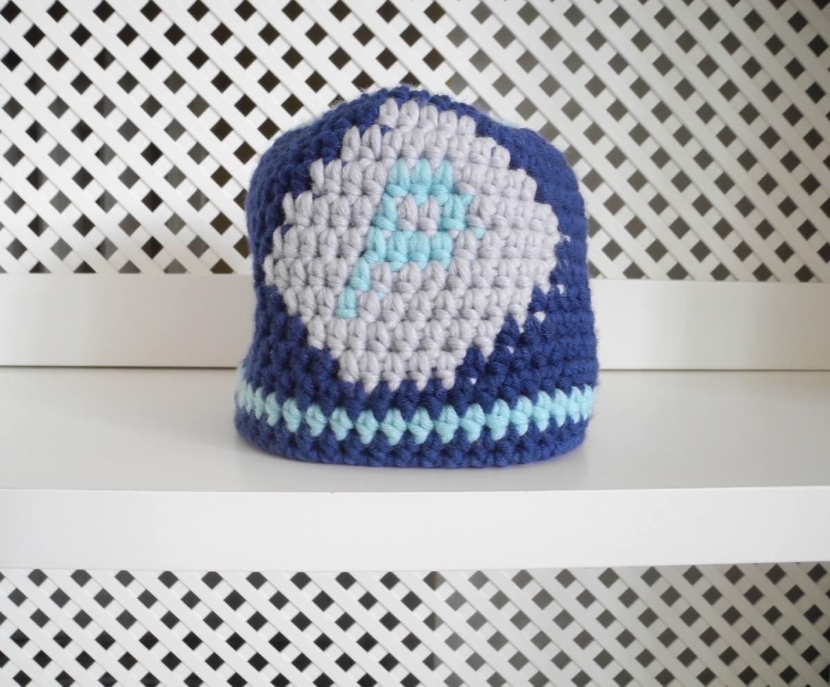 Geschenke von Polarstern-Kunden: Eine selbst gehäkelte Mütze.
