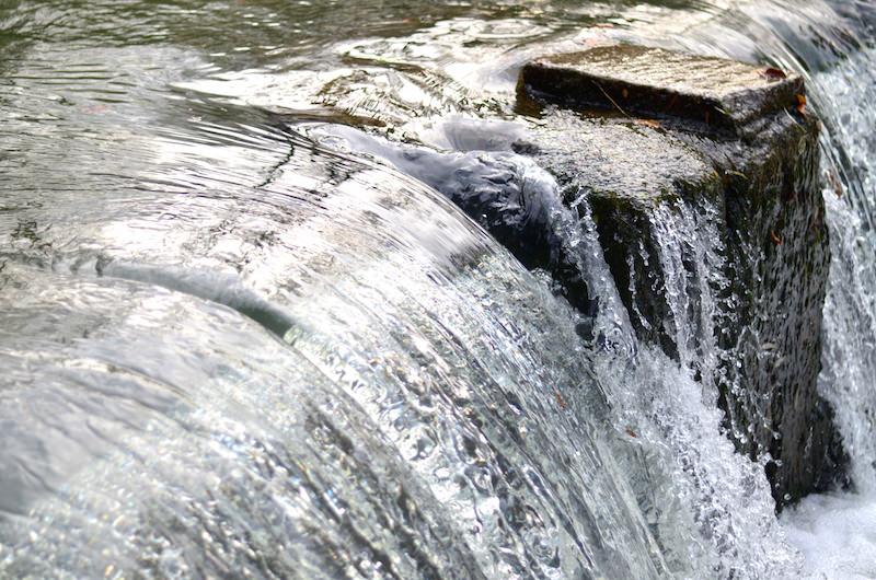 Energiewende: Mit Wasserkraft nachhaltige Energie produzieren.