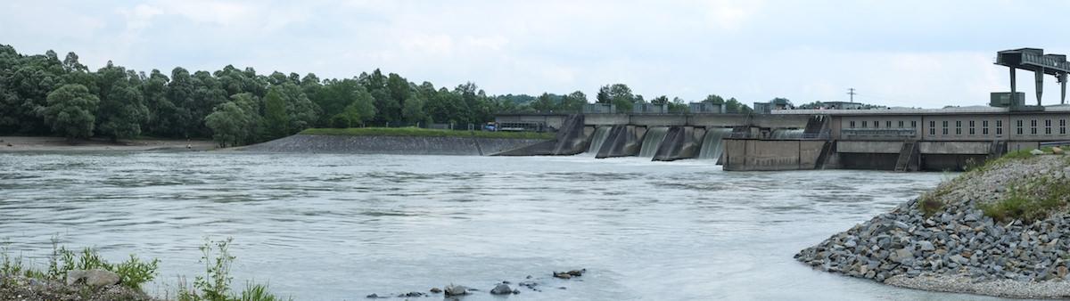 Energiewende mit Ökostrom aus Wasserkraft