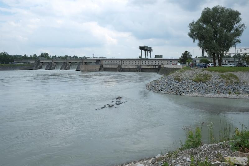 Ökostrom aus Wasserkraft für die Energiewende.