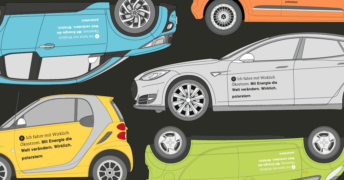 Nur mit Ökostrom sind E-Autos umweltfreundlich