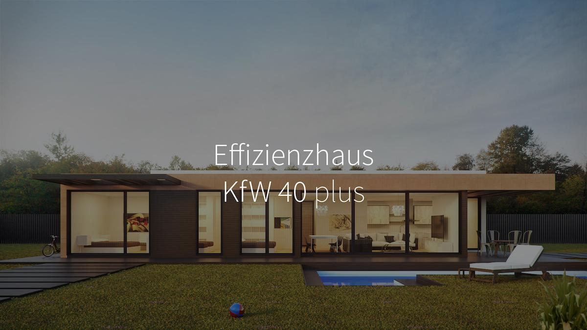 kfw 40 40 plus kfw 55 infos zu den f rderprogrammen polarstern. Black Bedroom Furniture Sets. Home Design Ideas