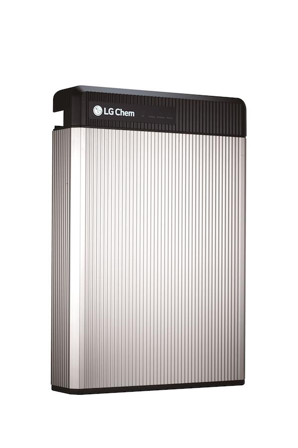 LG Chem Resu Serie Solarstromspeicher