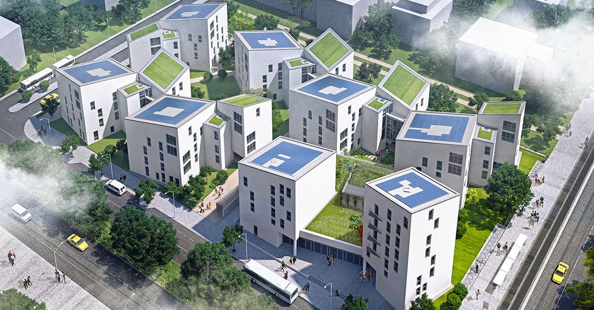 Smartes Wohnen in Berlin