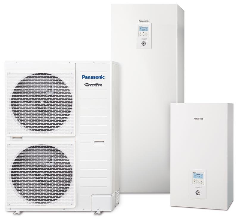 Panasonic Wärmepumpen